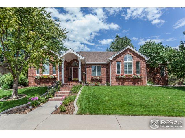 5220 Fox Hills Dr, Fort Collins, CO 80526 (MLS #827744) :: 8z Real Estate