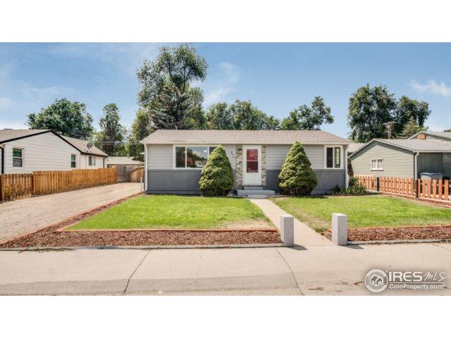 827 Lashley St, Longmont, CO 80504 (MLS #827746) :: 8z Real Estate
