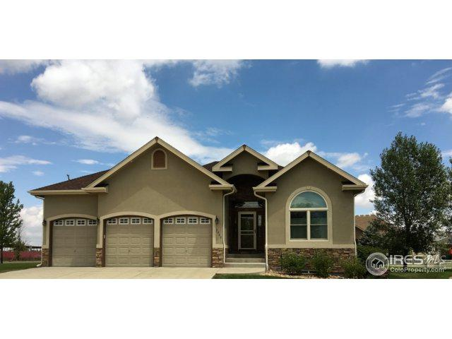 2902 68th Ave Ct, Greeley, CO 80634 (MLS #827753) :: 8z Real Estate