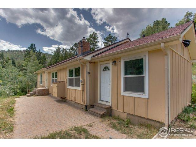 11827 Brook Rd, Golden, CO 80403 (MLS #827770) :: 8z Real Estate