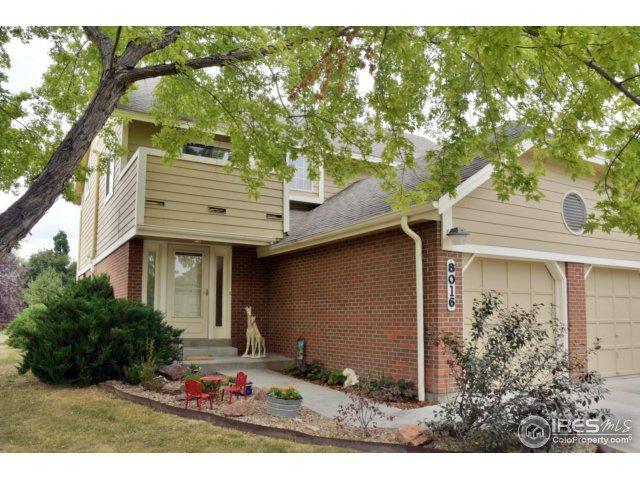 8016 Dry Creek Cir, Niwot, CO 80503 (MLS #827783) :: 8z Real Estate