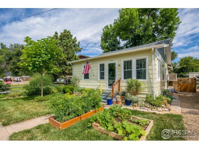 533 E 13th St, Loveland, CO 80537 (MLS #827788) :: 8z Real Estate