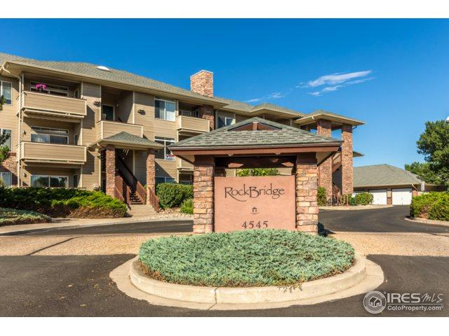 4545 Wheaton Dr G240, Fort Collins, CO 80525 (MLS #827799) :: 8z Real Estate