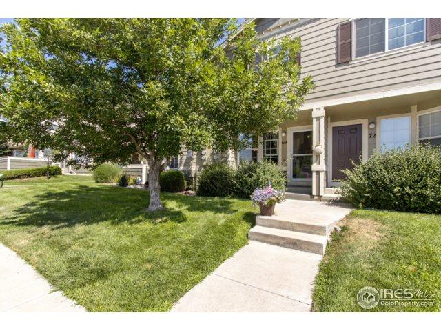 6803 Antigua Dr #69, Fort Collins, CO 80525 (MLS #827813) :: 8z Real Estate