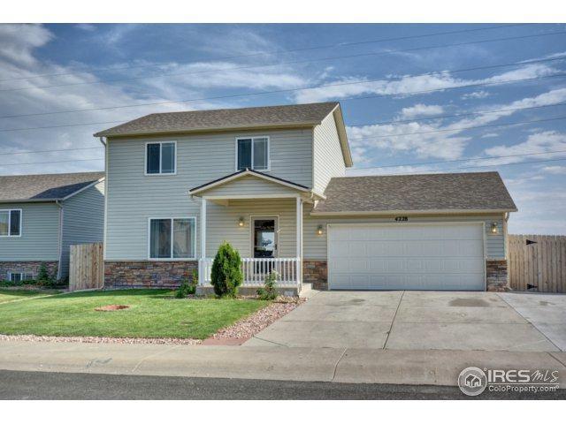 4228 W 31st St, Greeley, CO 80634 (MLS #827817) :: 8z Real Estate