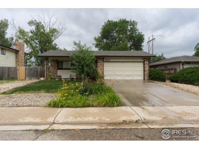2609 34th Ave, Greeley, CO 80634 (MLS #827820) :: 8z Real Estate