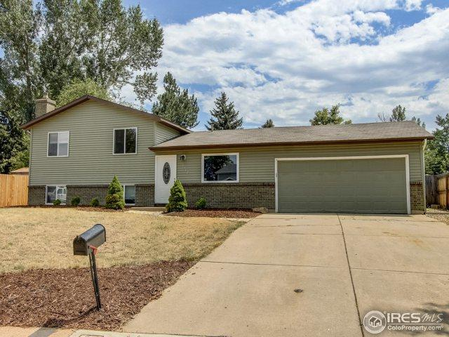 2307 Suffolk St, Fort Collins, CO 80526 (MLS #827822) :: 8z Real Estate