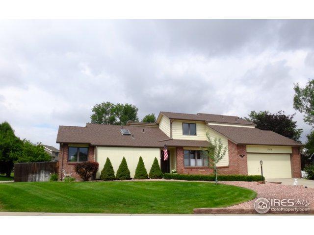 2419 James Dr, Loveland, CO 80538 (MLS #827830) :: 8z Real Estate
