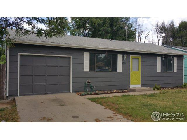 2110 4th St, Greeley, CO 80631 (MLS #827854) :: 8z Real Estate