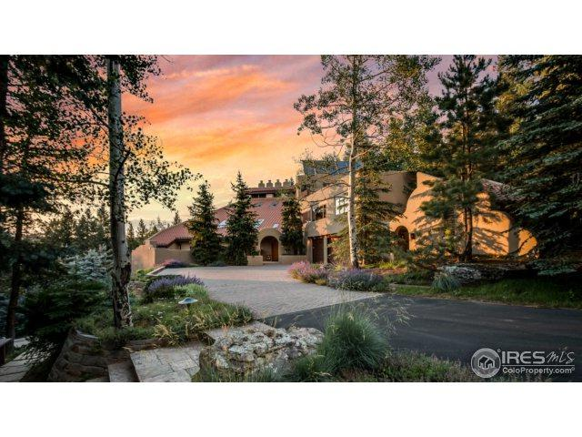 33791 Meadow Mountain Rd, Evergreen, CO 80439 (#827861) :: The Peak Properties Group