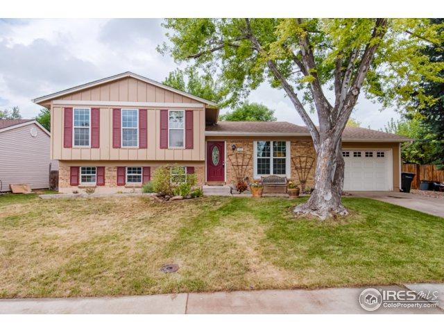 607 Avante Ct, Lafayette, CO 80026 (MLS #827864) :: 8z Real Estate