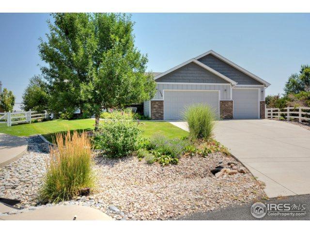 1336 Park Ridge Ct, Severance, CO 80615 (MLS #827876) :: 8z Real Estate