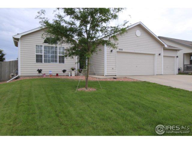 3018 Mariners Landing Dr, Evans, CO 80620 (MLS #827889) :: 8z Real Estate