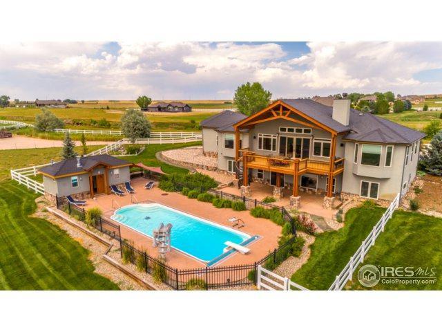 11715 Belmont Dr, Severance, CO 80610 (MLS #827895) :: 8z Real Estate