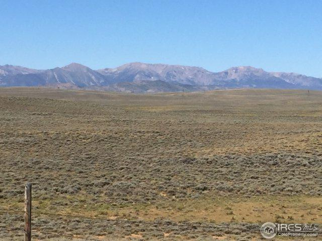 Jackson County Road 12 West, Walden, CO 80480 (MLS #827898) :: 8z Real Estate