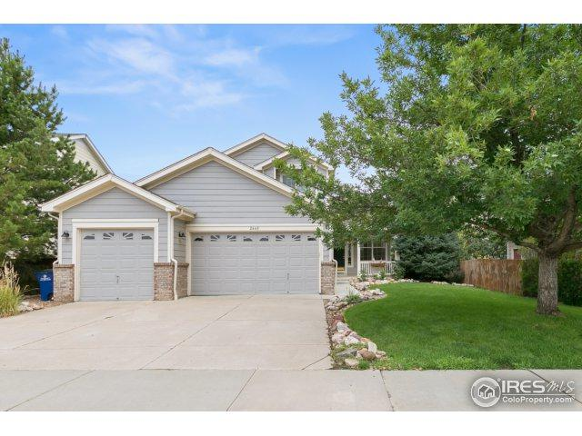 2645 Hughs Dr, Erie, CO 80516 (MLS #827912) :: 8z Real Estate