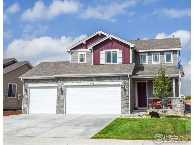 472 Grange Ln, Johnstown, CO 80534 (MLS #827914) :: 8z Real Estate