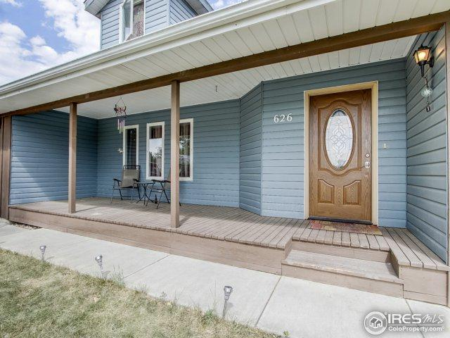 626 Ash Ave, Ault, CO 80610 (MLS #827927) :: 8z Real Estate