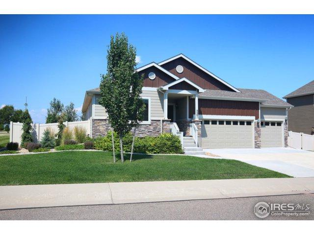 5201 Mountaineer Dr, Windsor, CO 80550 (MLS #827929) :: 8z Real Estate