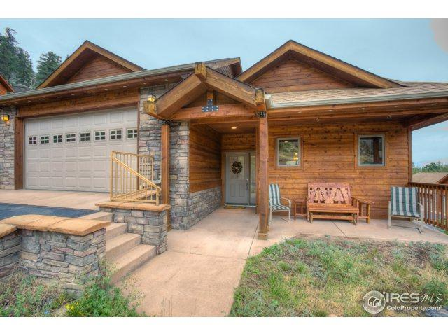 1431 Sierra Sage Ln, Estes Park, CO 80517 (MLS #827965) :: 8z Real Estate