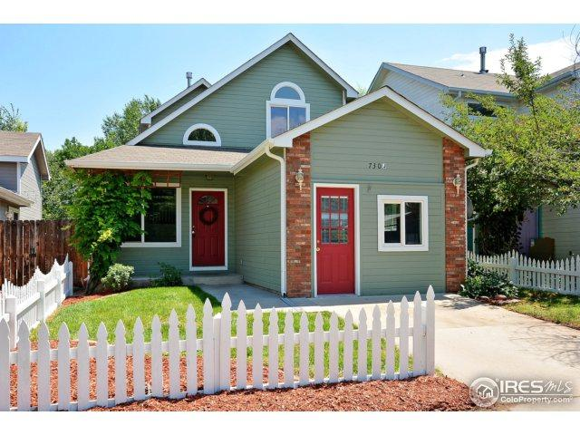730 Ponderosa Dr #J, Fort Collins, CO 80521 (MLS #827968) :: 8z Real Estate
