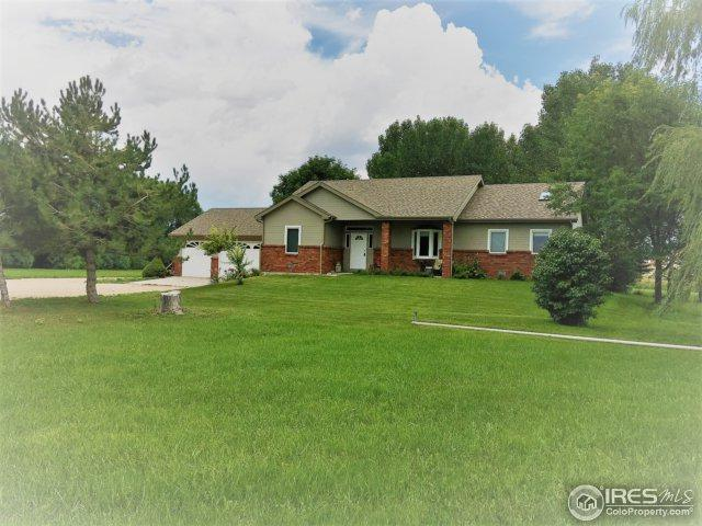 39856 County Road 33, Ault, CO 80610 (MLS #827980) :: 8z Real Estate