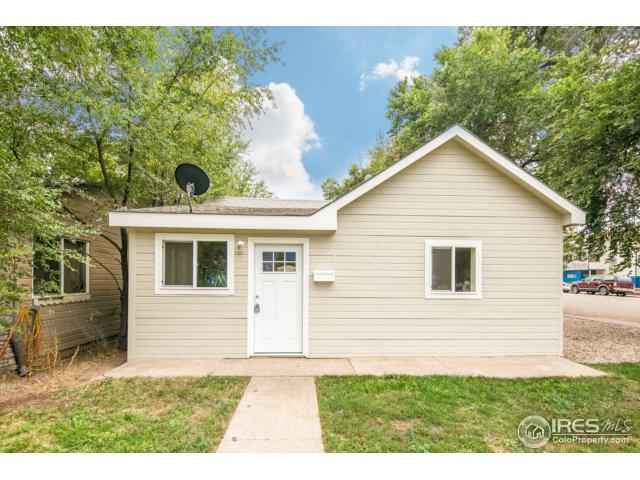228 10th St, Greeley, CO 80631 (MLS #827982) :: 8z Real Estate