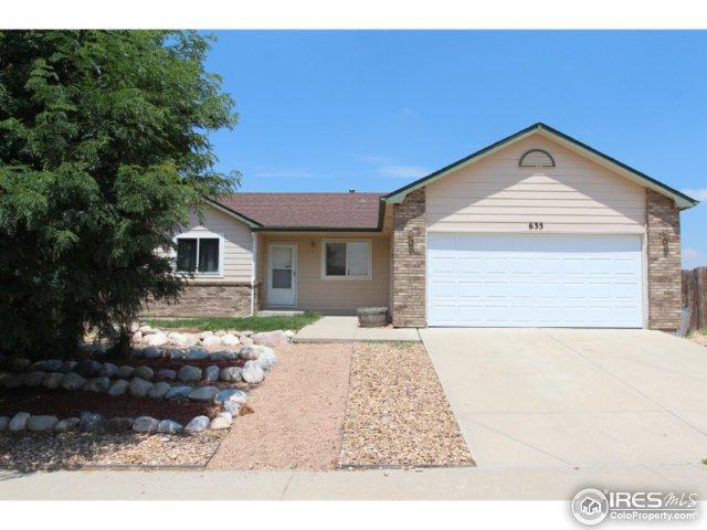 635 E 4th St Rd, Eaton, CO 80615 (MLS #827993) :: 8z Real Estate