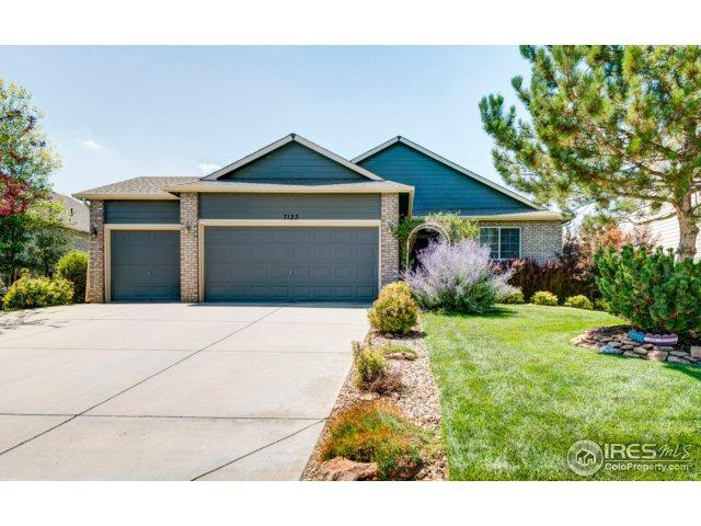 7123 Mount Nimbus St, Wellington, CO 80549 (MLS #827998) :: 8z Real Estate