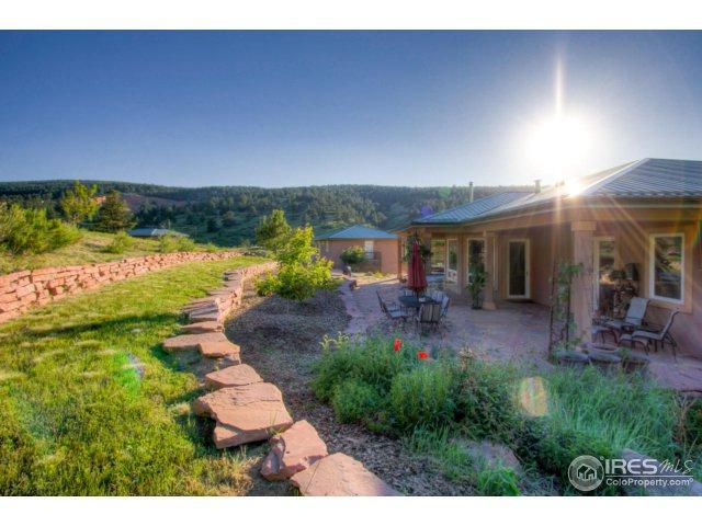 3020 Stone Canyon Rd, Longmont, CO 80503 (MLS #827999) :: 8z Real Estate