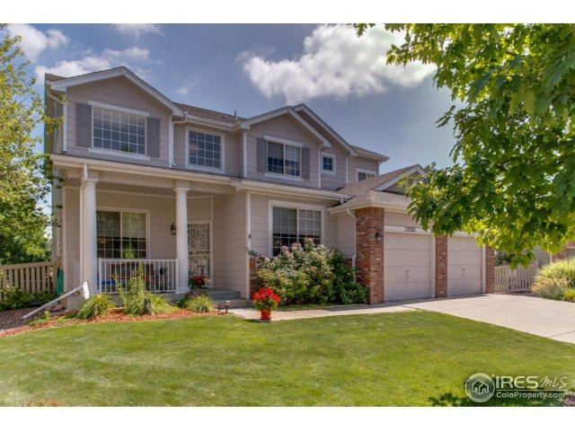13371 W 63rd Pl, Arvada, CO 80004 (MLS #828028) :: 8z Real Estate