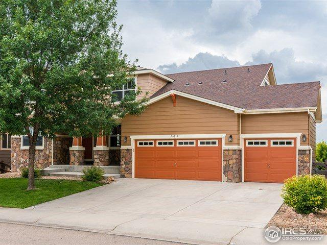 16813 Weber Way, Mead, CO 80542 (MLS #828040) :: Kittle Real Estate