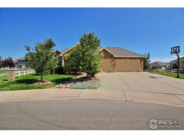 1372 Ridge Ct, Eaton, CO 80615 (MLS #828050) :: 8z Real Estate