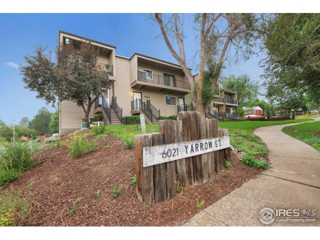 6021 Yarrow St B16, Arvada, CO 80004 (MLS #828085) :: 8z Real Estate
