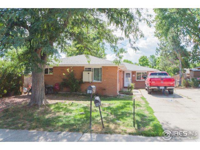 27 Cedar Ct, Longmont, CO 80503 (MLS #828089) :: 8z Real Estate