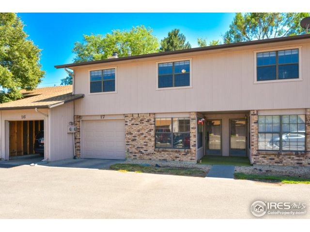 3405 W 16th St #17, Greeley, CO 80634 (MLS #828090) :: 8z Real Estate