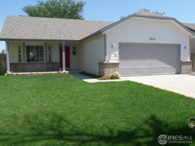 2035 Overland Dr, Johnstown, CO 80534 (MLS #828095) :: 8z Real Estate