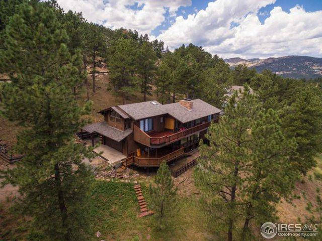 228 Alpine Way, Boulder, CO 80304 (MLS #828105) :: 8z Real Estate