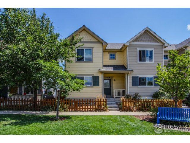 1278 Hummingbird Cir D, Longmont, CO 80501 (MLS #828110) :: 8z Real Estate