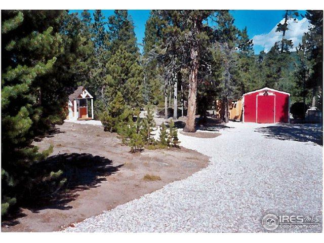 341 Natchez Cir, Red Feather Lakes, CO 80545 (MLS #828133) :: 8z Real Estate