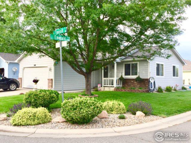 360 Emerald Ct, Loveland, CO 80537 (MLS #828135) :: 8z Real Estate