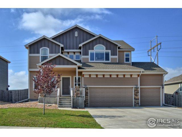 2604 Branding Iron Way, Mead, CO 80542 (MLS #828138) :: 8z Real Estate