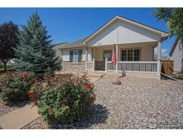 351 Lark Bunting Ave, Loveland, CO 80537 (MLS #828167) :: 8z Real Estate