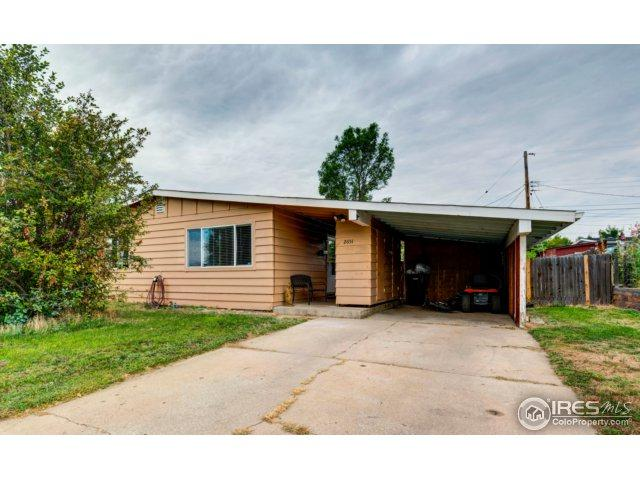 2651 22nd Ave, Greeley, CO 80631 (MLS #828185) :: 8z Real Estate