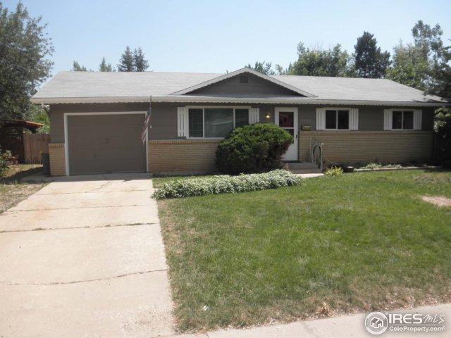 1020 Ponderosa Dr, Fort Collins, CO 80521 (MLS #828186) :: 8z Real Estate