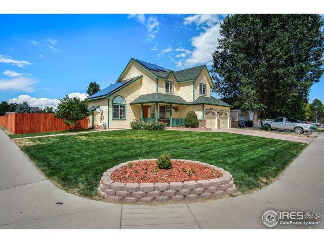 157 Eagle Ave, Mead, CO 80542 (MLS #828195) :: Kittle Real Estate