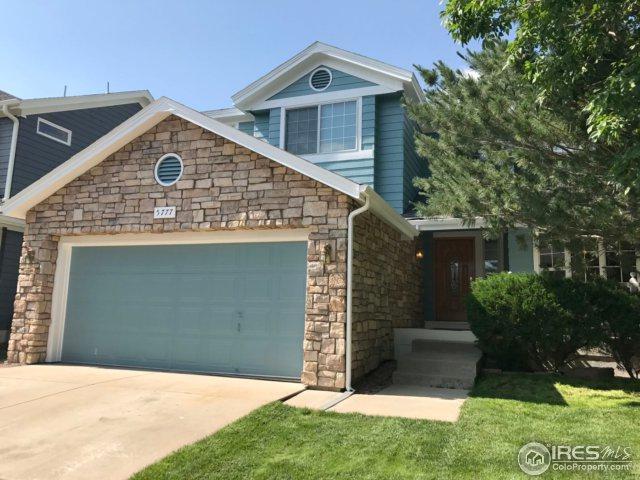 5777 N Orchard Creek Cir, Boulder, CO 80301 (MLS #828212) :: 8z Real Estate