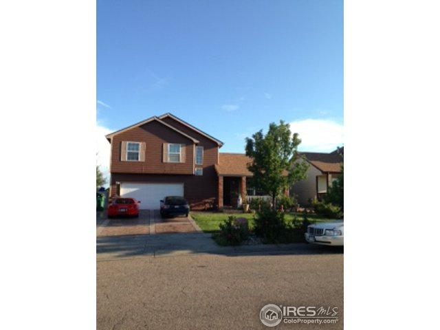 2610 Park View Dr, Evans, CO 80620 (MLS #828213) :: 8z Real Estate