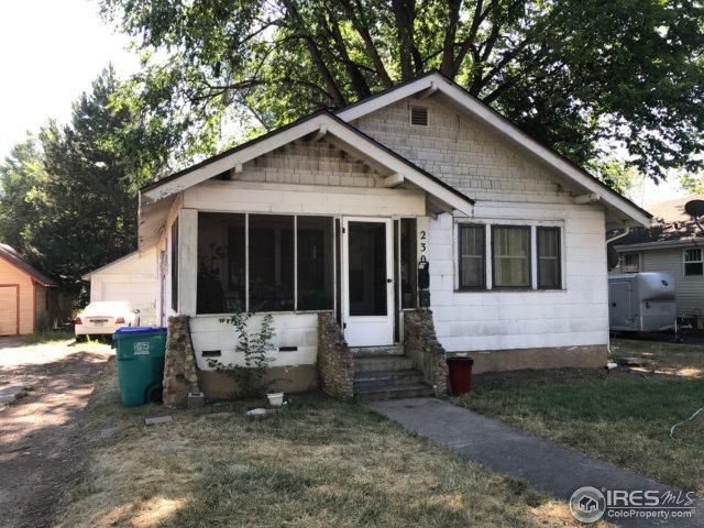 230 N Sherwood St, Fort Collins, CO 80521 (MLS #828217) :: 8z Real Estate