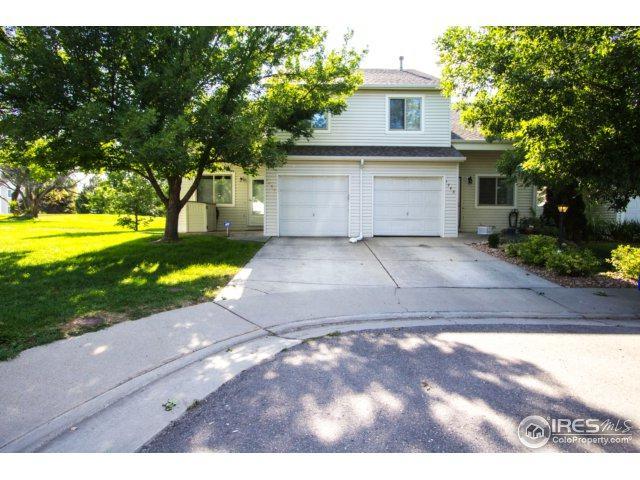 1450 Peacock Pl, Loveland, CO 80537 (MLS #828218) :: 8z Real Estate